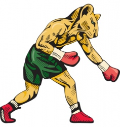 mascots vector image vector image