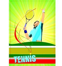 Al 0807 tennis 03 vector
