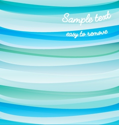 background water waves eps vector image