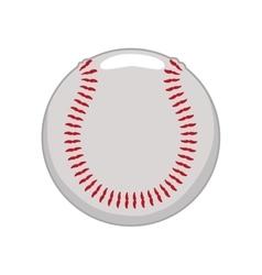 Baseball ball icon Sport design graphic vector