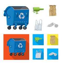 Design of dump and sort sign set of dump vector