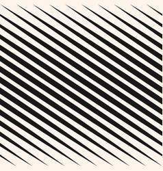 Geometric halftone diagonal stripes seamless vector