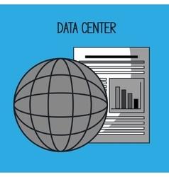 Global data center vector
