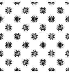 global save energy pattern seamless vector image