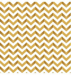 Popular abstract zig zag gold chevron stack vector