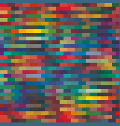 Seamless abstract stripes print vector