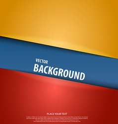 Cut paper background 3 vector