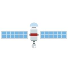 single satelite icon vector image