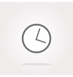time Icon time Icon time Icon Art time vector image