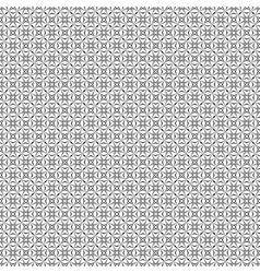 Star geometric seamless pattern Fashion graphic vector image