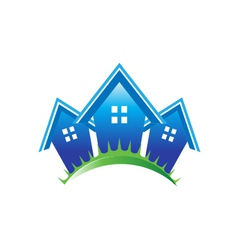 house community vector image