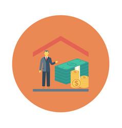 House loan vector