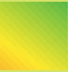 Simple geometric diamond colored gradient vector