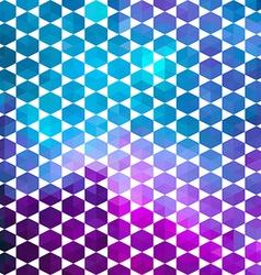 TrianglesGeometric background vector