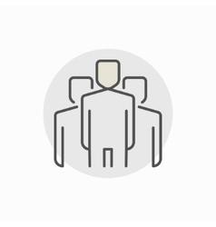People creative icon vector