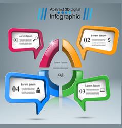 speech bub egg icon dialog box info vector image vector image