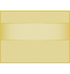 golden holiday background vector image vector image