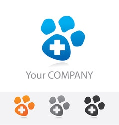 veterinary medicine vector image