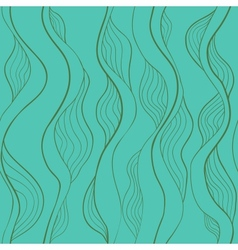 Stylized lines seamless vector image vector image