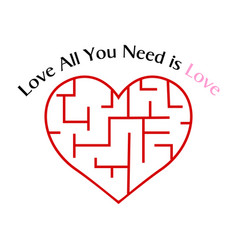 find your love vector image