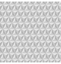 geometric triangle seamless patternFashion vector image