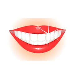 Healthy teeth vector