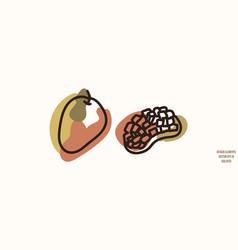 Mango fruit gender neutral ba vector
