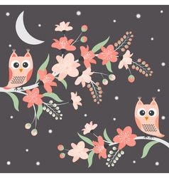 Night Owls vector