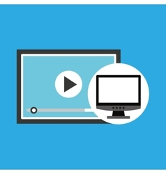Programming coding computer video vector