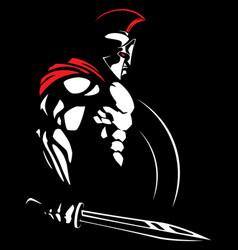 spartan 2 vector image vector image
