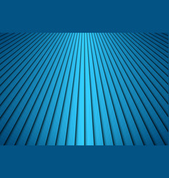 abstract blue diagonal stripes background vector image
