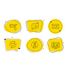 Wash hands human resources and target path icons vector
