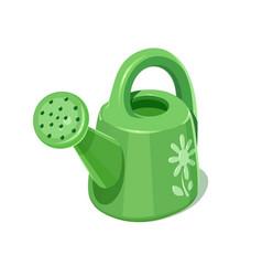 watering can garden vector image vector image