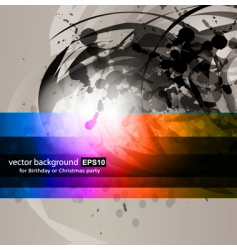 business technology vector image vector image