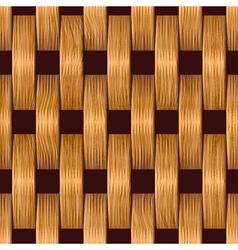 Wooden blocks grid vector