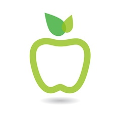 AppleIc vector image vector image
