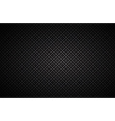 Geometric squares background abstract black vector image