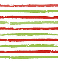 christmas striped seamless pattern vector image