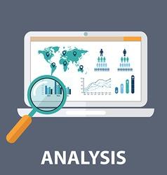 Analysis vector