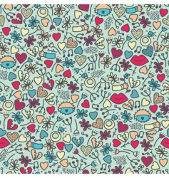 cute wallpaper vector image