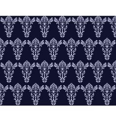 Vintage Baroque Pattern ornament vector image