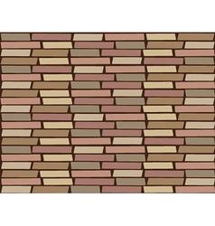 Brickwall wallpaper vector