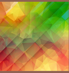 colorful abstract background for web design vector image