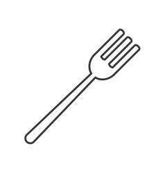 Cutlery menu food design vector