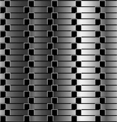 Optical against metallic gradient vector