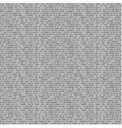 binary code seamless pattern vector image