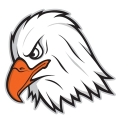 Eagle Mascot vector image