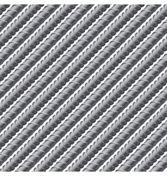 Rebars pattern background Reinforcement steel vector