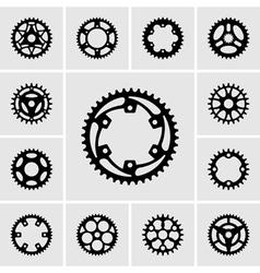 Sprockets vector image