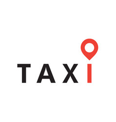 Taxi icon design template isolated vector